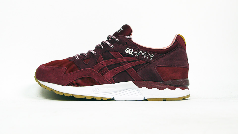 "asics GEL-LYTE V ""Dried Rose"" ""mita sneakers"""