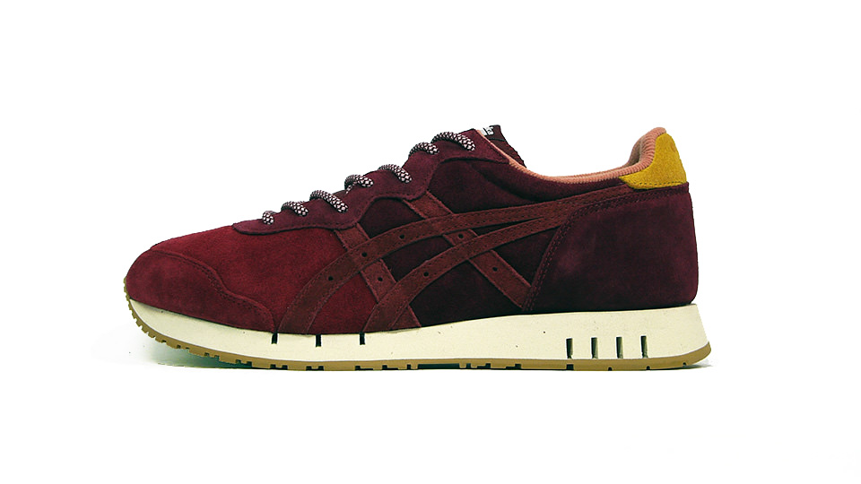 "Onitsuka Tiger X-CALIBER ""Dried Rose"" ""mita sneakers"""