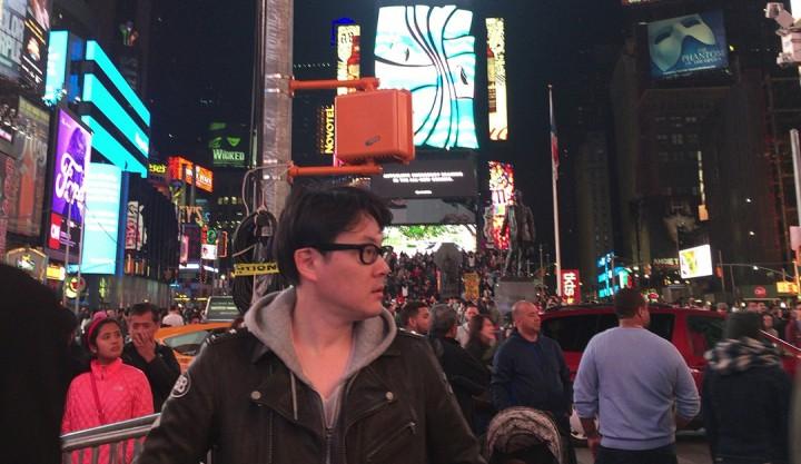 ここが僕のアナザースカイ、ニューヨークです